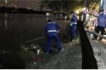 Truy tìm danh tính người đàn ông chết trôi trên sông Sài Gòn
