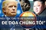 Triều Tiên chế nhạo ông Donald Trump
