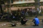 Công an phường bị đâm trọng thương giữa phố Hà Nội