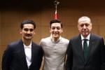 Tổng thống Thổ Nhĩ Kỳ khen quyết định từ giã ĐT Đức của Oezil