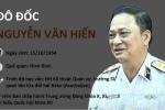 Infographic: Sai phạm khiến nguyên Thứ trưởng Bộ Quốc phòng Nguyễn Văn Hiến bị kỷ luật cách chức
