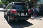 Công an từ chối cung cấp số liệu nồng độ cồn tài xế xe Lexus tông 4 người chết ở Bình Định