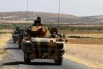 Máy bay Thổ Nhĩ Kỳ phá hủy kho đạn ở Syria