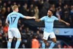 Song sát De Bruyne - Aguero tỏa sáng, Man City đè bẹp Leicester