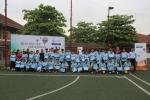 Man City và SHB tổ chức chương trình bóng đá cộng đồng ở Việt Nam