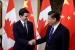 Công dân thứ 3 bị Trung Quốc bắt giữ: Thủ tướng Canada lên tiếng