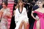 Những pha hớ hênh phản cảm nhất thảm đỏ Cannes 2018