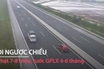 Những lỗi giao thông 'như cơm bữa' trên đường cao tốc ở Việt Nam