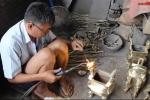 Video: Độc đáo làng nghề đúc đồng thủ công còn sót lại giữa lòng TP.HCM