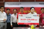 Việt Nam đã có 13 tỷ phú nhờ trúng số Vietlott
