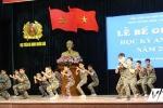 Xem 'chiến sĩ nhí' biểu diễn võ thuật, nhảy dân vũ trong Học kỳ An ninh 2016