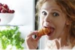 5 mẹo hay giúp tránh ăn vặt vào ban đêm