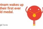 Google chúc mừng kỳ tích Hoàng Xuân Vinh giành HCV Olympic