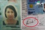 Vi phạm giao thông, phụ nữ ký tên 'con lợn' vào biên bản 'trêu ngươi' cảnh sát