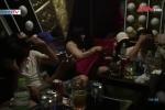 Đột kích quán karaoke, bắt quả tang 41 nam thanh nữ tú thác loạn ma túy