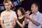 Video: Bố Erik lên sân khấu song ca 'Sau tất cả' cùng con trai