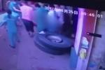 Lốp xe tải đột ngột phát nổ khiến người đàn ông chết thảm