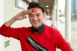 Dự án này bị Đàm Vĩnh Hưng tạm gác lại vì chiến thắng của U23 Việt Nam