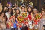 Hoa hậu Toàn cầu 2019 kém sắc, Á hậu bị trao nhầm giải và tuột vương miện