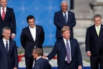 Tổng thống Trump khiến truyền thông thế giới dậy sóng khi gọi châu Âu là kẻ thù