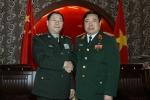 Quân đội Việt Nam-Trung Quốc tăng cường hợp tác