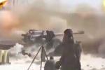Lần đầu công bố video 'cá sấu' Ka-52 oanh tạc ở Syria