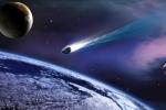 Clip: Cận cảnh thiên thạch to như quả núi vừa sượt qua Trái đất