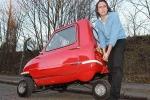 Khám phá chiếc ô tô nhỏ nhất thế giới