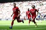 Thắng Tottenham, Liverpool tạm chiếm ngôi đầu Ngoại hạng Anh