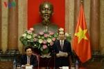 Chủ tịch nước gặp mặt các Trưởng Cơ quan đại diện Việt Nam ở nước ngoài