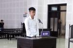 Trói nữ đồng nghiệp cướp tiền ở Đà Nẵng, nam tài xế lĩnh 10 năm tù