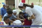 TP.HCM: 6 ngày Tết, gần 1.800 ca cấp cứu do tai nạn và ngộ độc thực phẩm