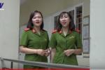 Xúc động clip chia tay giảng đường của chiến sỹ Học viện Cảnh sát Nhân dân