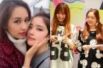 Nhan sắc em gái Hari Won, Mai Phương Thúy khiến nhiều người bất ngờ