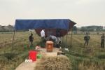 Phát hiện xác cô gái trẻ trong ống cống giữa cánh đồng ở Nam Định: Thông tin mới nhất