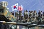 Hàn Quốc 'lúng túng' vì tuyên bố ngừng tập trận của Tổng thống Mỹ Donald Trump