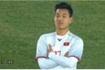 Văn Thanh hiên ngang ăn mừng U23 Việt Nam vào chung kết gây sốt mạng xã hội