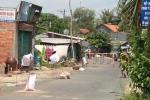 Sạt lở ở An Giang: Xuất hiện vết nứt dài 200m gần 'hố tử thần'