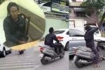 Đã bắt được tên côn đồ dùng mã tấu chém vỡ kính chiếu hậu nhiều ô tô ở Sài Gòn