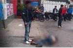 Mâu thuẫn tại bãi xe, một thanh niên bị đâm chết ở Hải Phòng