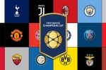 Lịch thi đấu giao hữu CLB International Champions Cup - ICC 2018