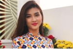 Video: Kim Tuyến rạng rỡ chúc Tết độc giả báo điện tử VTC News