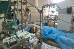 Tai biến chạy thận ở Hòa Bình: Nữ bệnh nhân đang suy 6 tạng