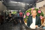 Cháy nhà xưởng, 8 người chết ở Hà Nội: Phó Thủ tướng chỉ đạo xử lý nghiêm