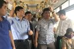 Nhiều chuyến BRT ở Hà Nội có dấu hiệu quá tải