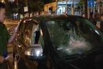 Ô tô kéo lê xe máy trên phố Hà Nội: Tài xế đối diện hình phạt nào?