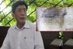 Một người dân TP.HCM tự nhận đang giữ bản đồ gốc quy hoạch Thủ Thiêm