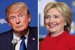Vì sao Donald Trump luôn thua Hillary Clinton trong các cuộc thăm dò dư luận?