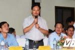 Phó Chủ tịch UBND Quảng Bình: 'Cá biển đánh bắt ở khu vực này đã ăn được chưa?'