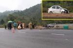 Tông chết 5 công nhân đang thi công trên đường, tài xế ô tô bỏ khỏi hiện trường